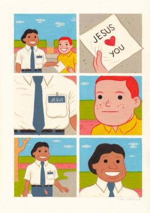 JESUS <3 YOU