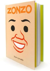 ZONZO Hardcover 56 pages 17x23 cm